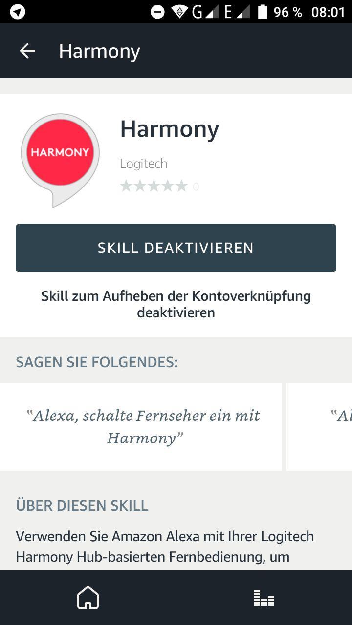 Harmony Skill Deutschland