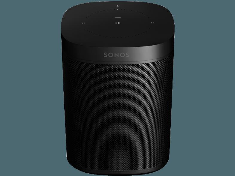 Sonos One schwarz