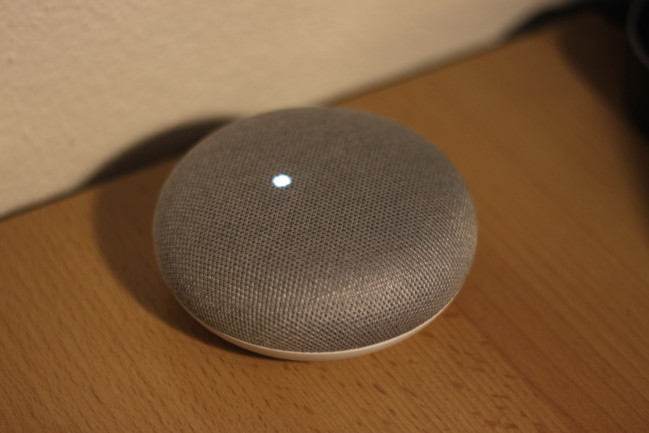 Google Home Mini Erinnerung