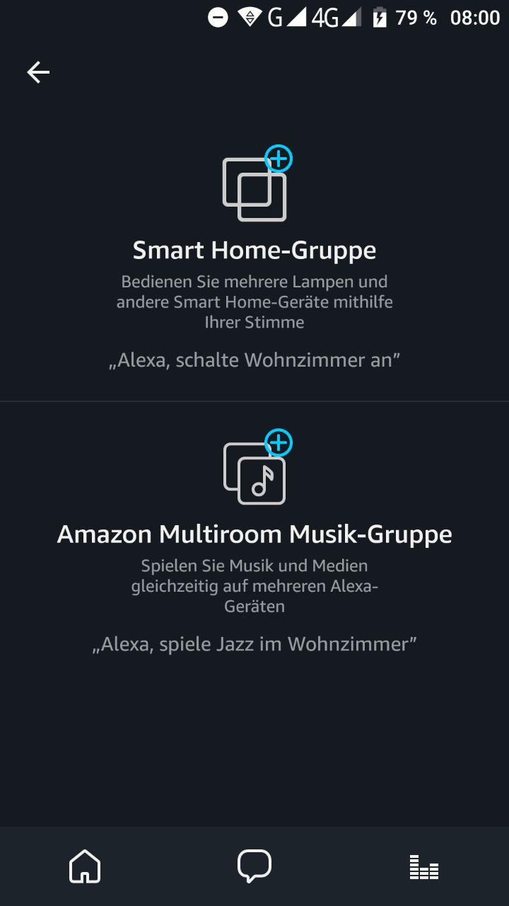 Amazon Alexa Findet Smart Home Gruppe Nicht