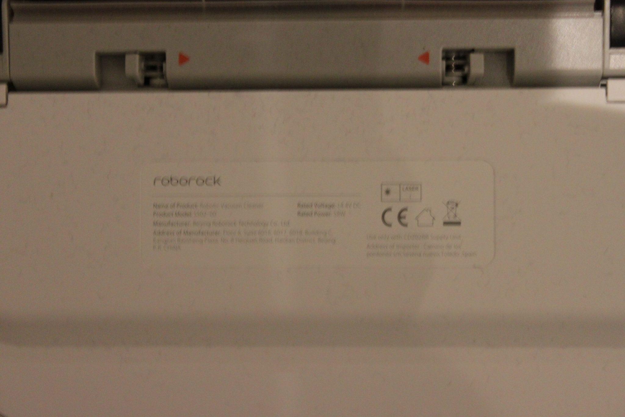 Roborock International CE