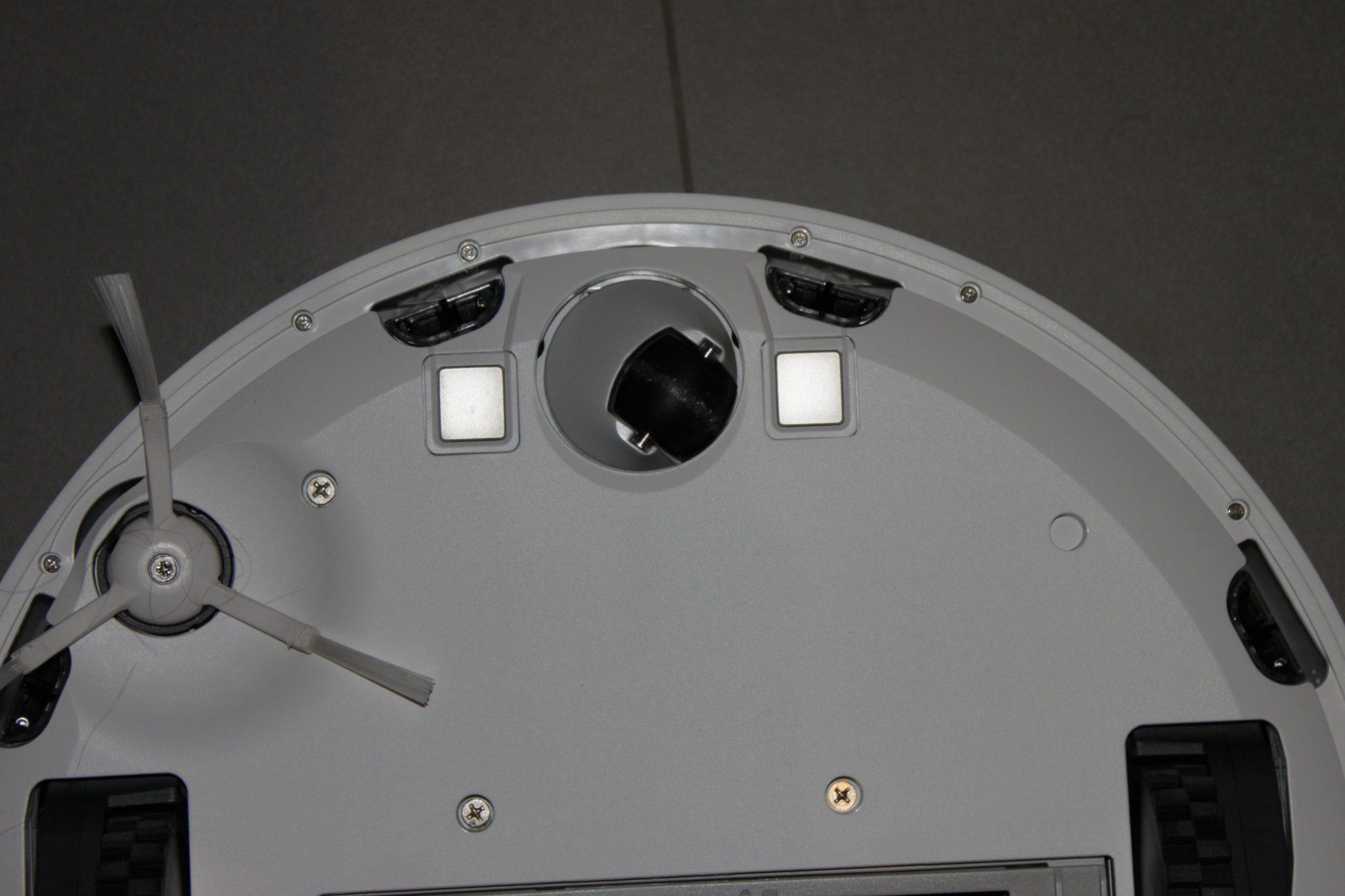 Roborock Rückseite 2
