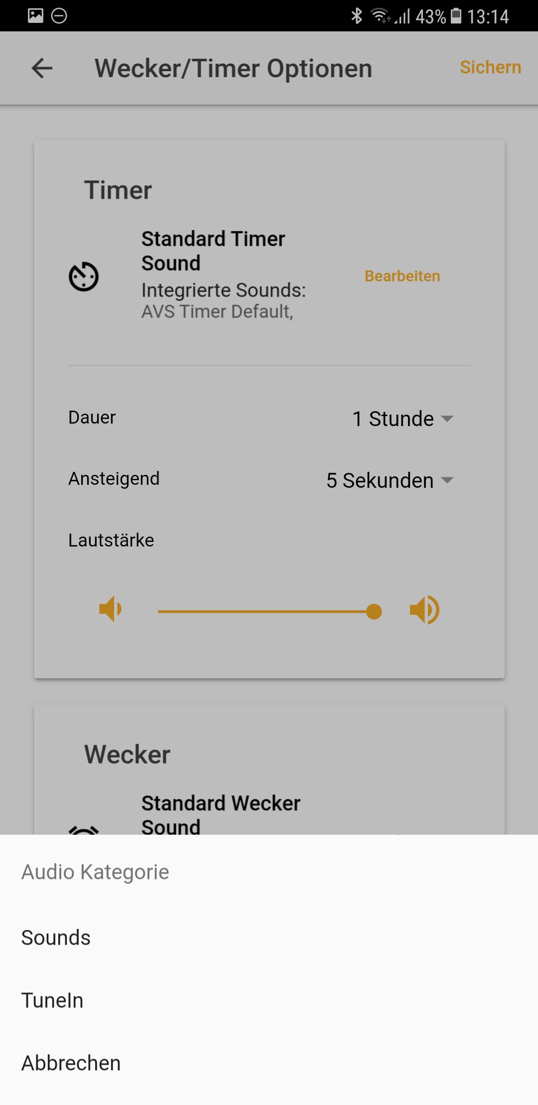 Wecker Individualisierung Vobot Smart Alarm Clock