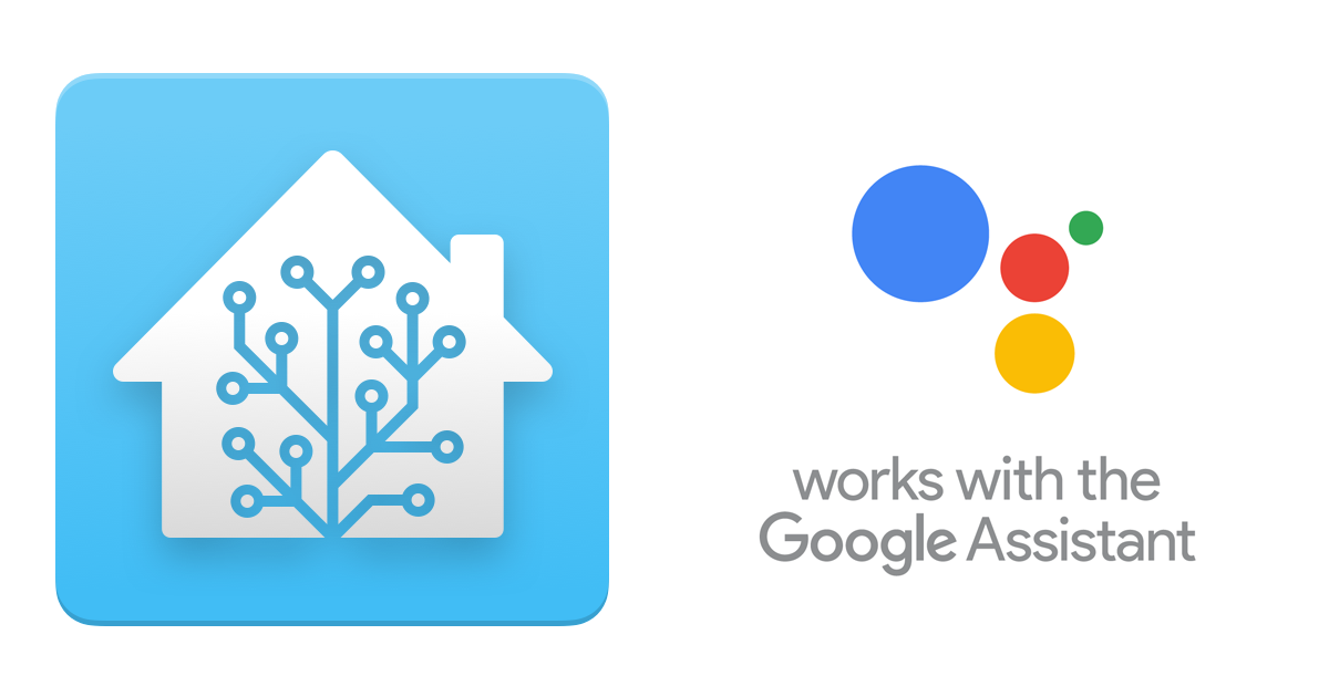 Home Assistant Google Assistant