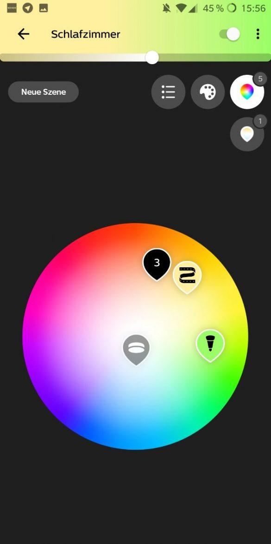 Hue App 3.0 Farb-Picker 2
