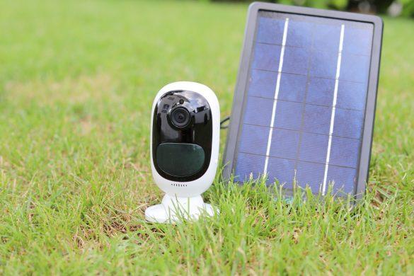 Reolink Argus 2 Solarzelle
