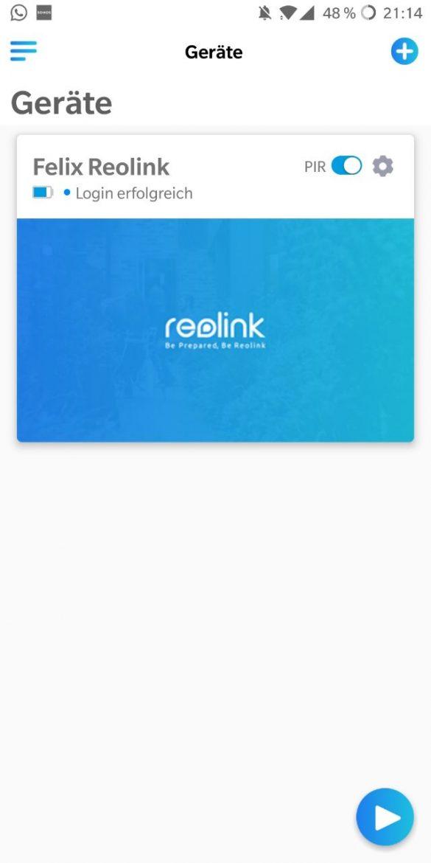 Reolink App