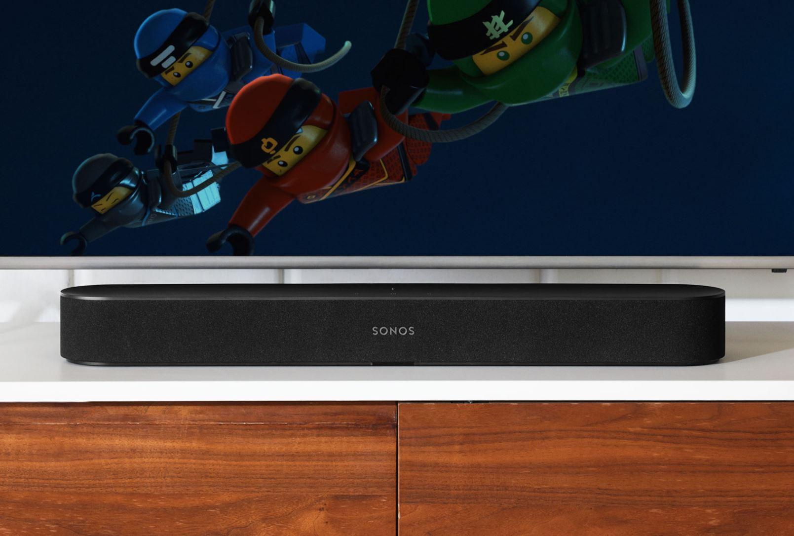 Sonos Beam im Raum