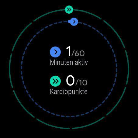Google Fit unter Wear OS
