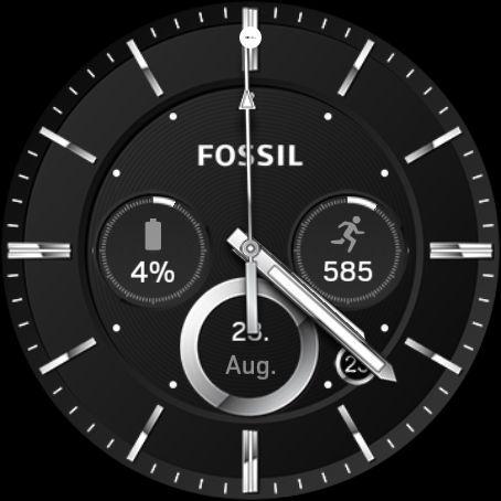 Wear OS Watchface 2