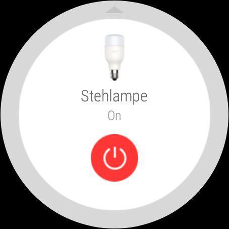 Yeelight Wear OS App