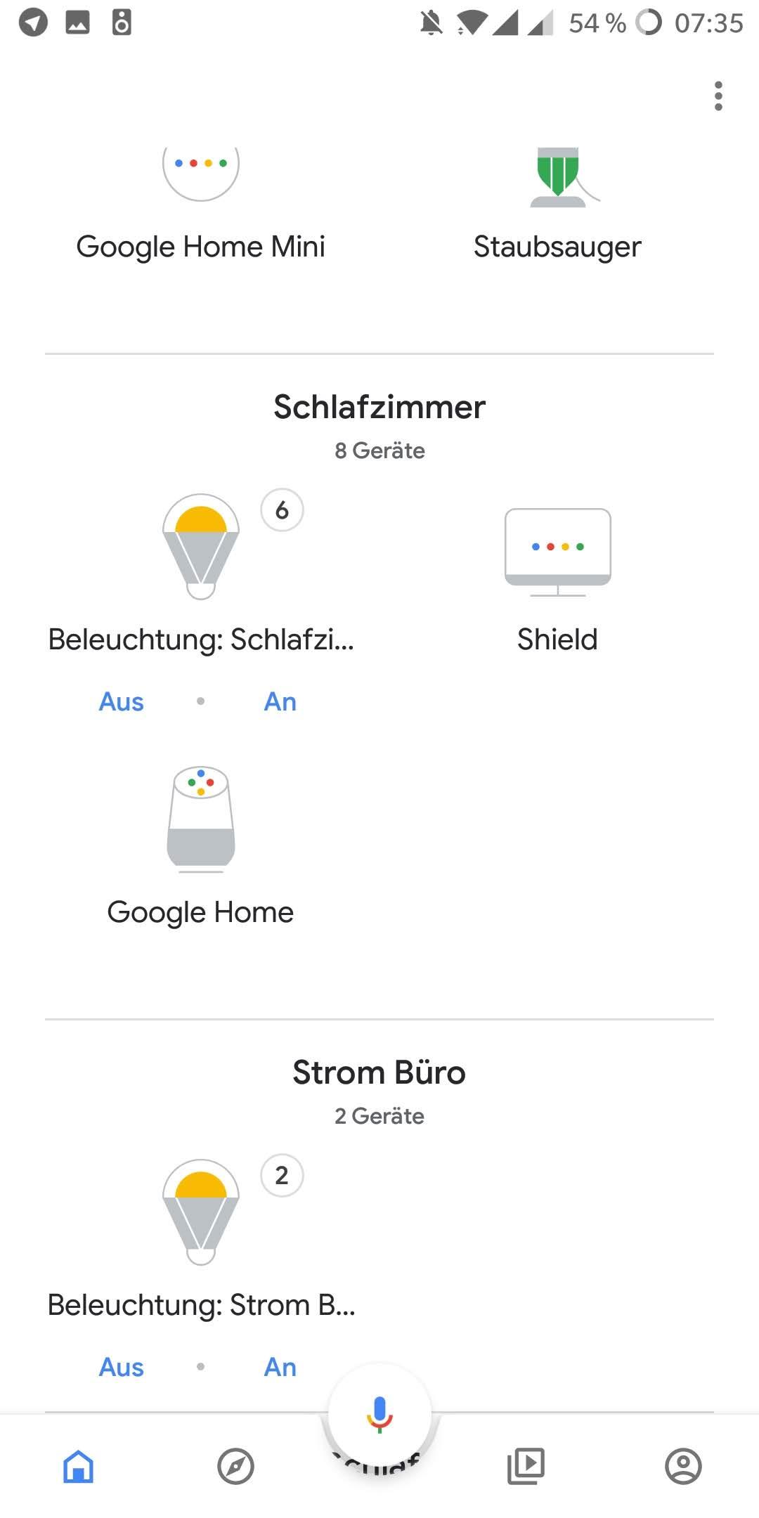 Neue Google Home App Mit Smart Home Steuerung Meinsmarthome Blog